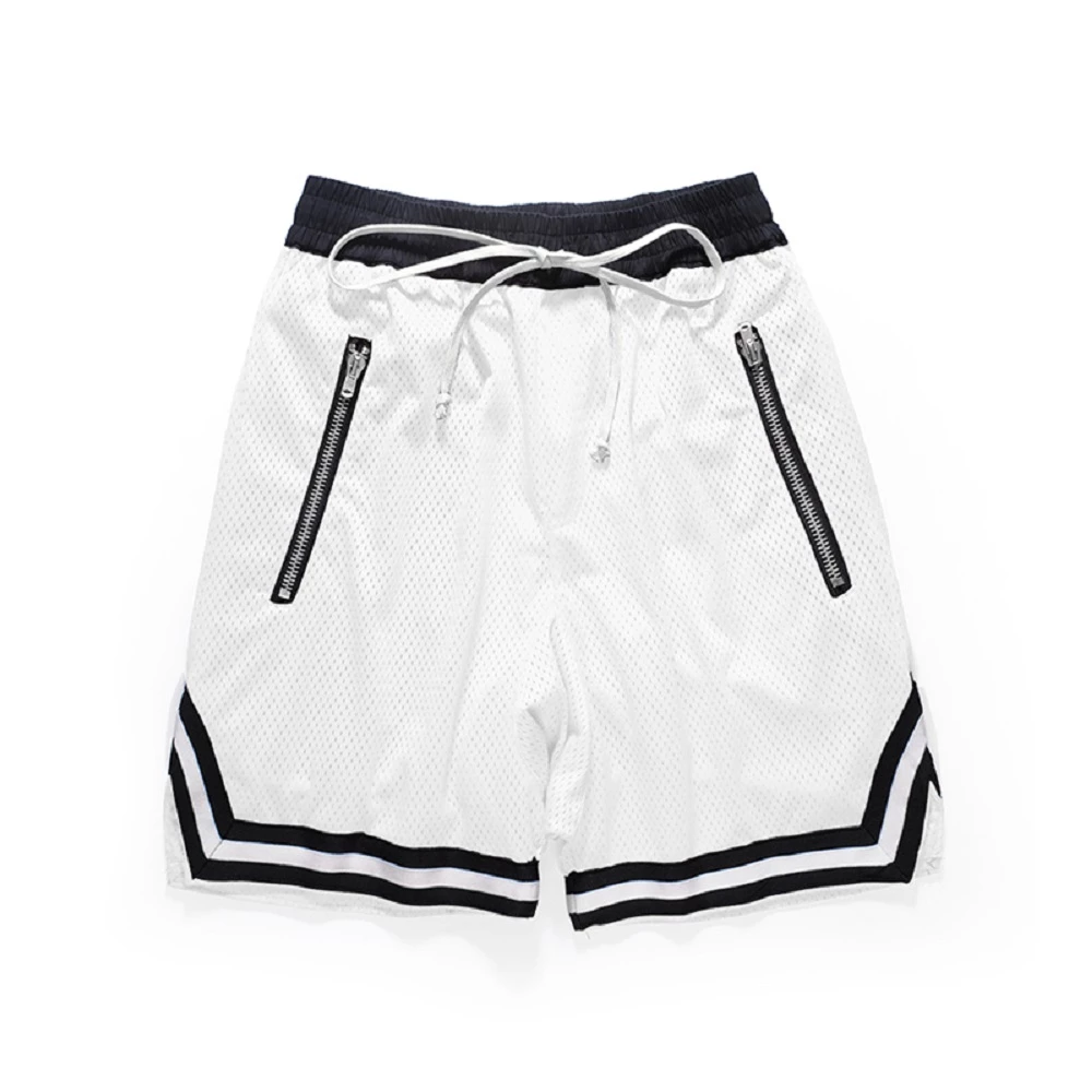 CORIRESHA Stripe Training Active Shorts
