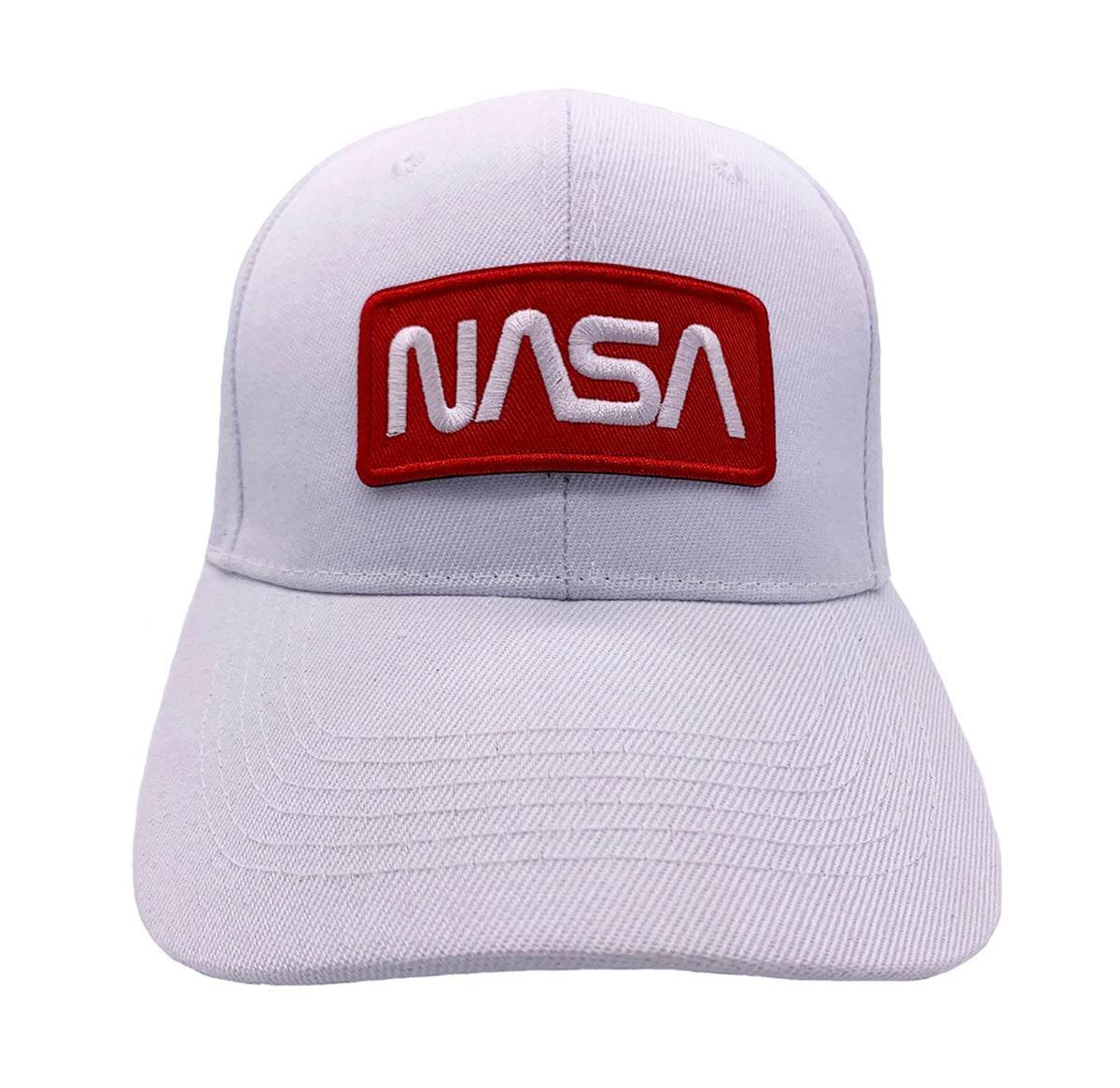 CORIRESHA NASA Logo Embroidered Cap