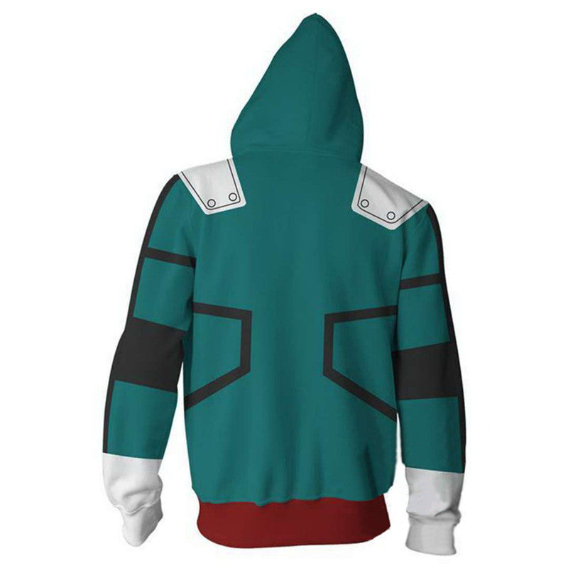 CORIRESHA My Hero Academia Izuku Midoriya Coat