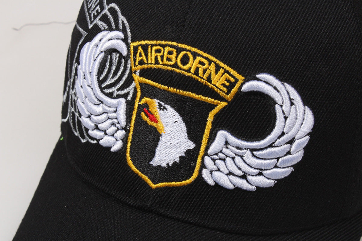 CORIRESHA US Army Screaming Eagles Cap