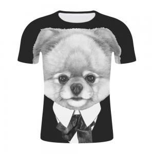 CORIRESHA Funny Animal T-Shirt