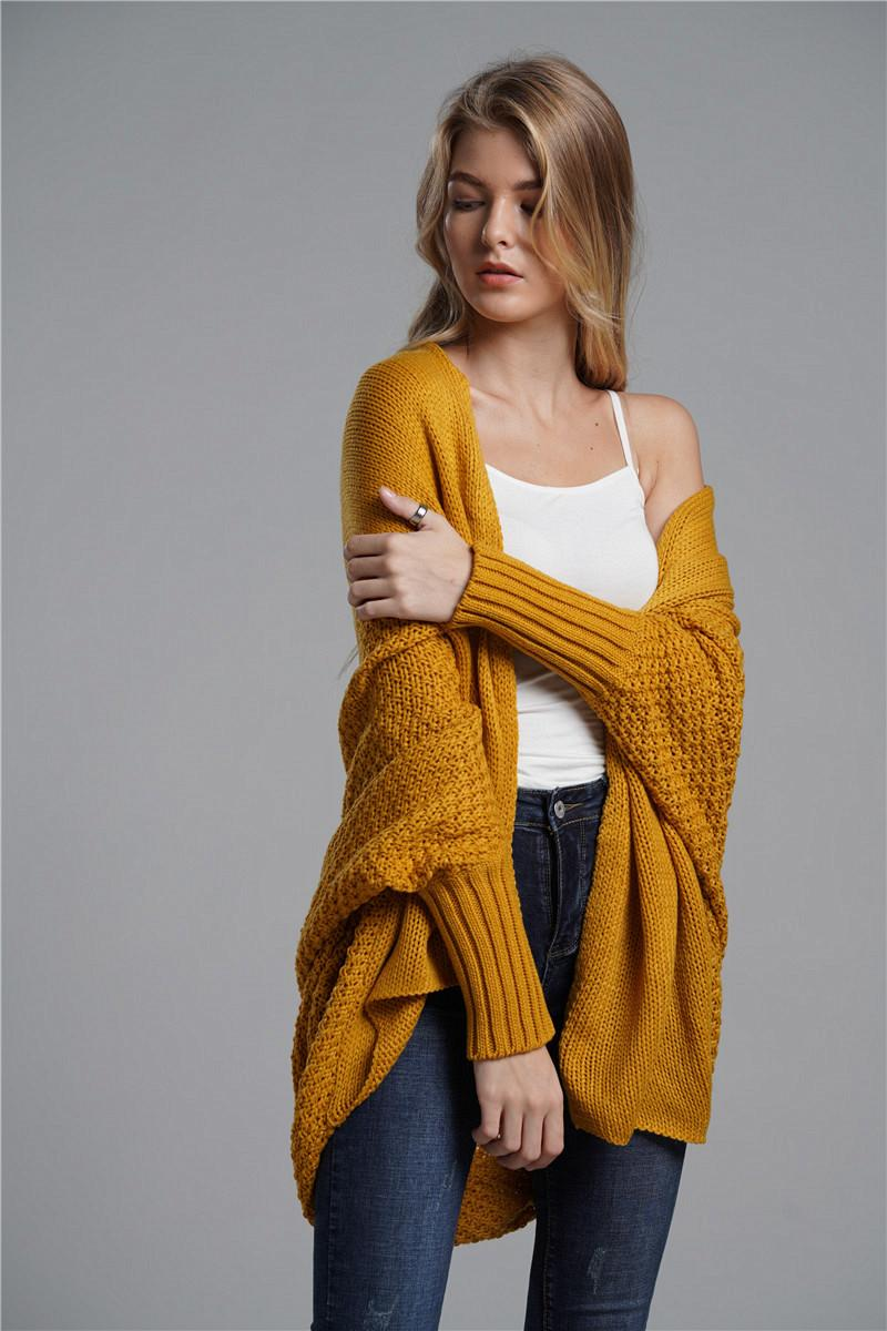 CORIRESHA Knit Cardigan Sweater