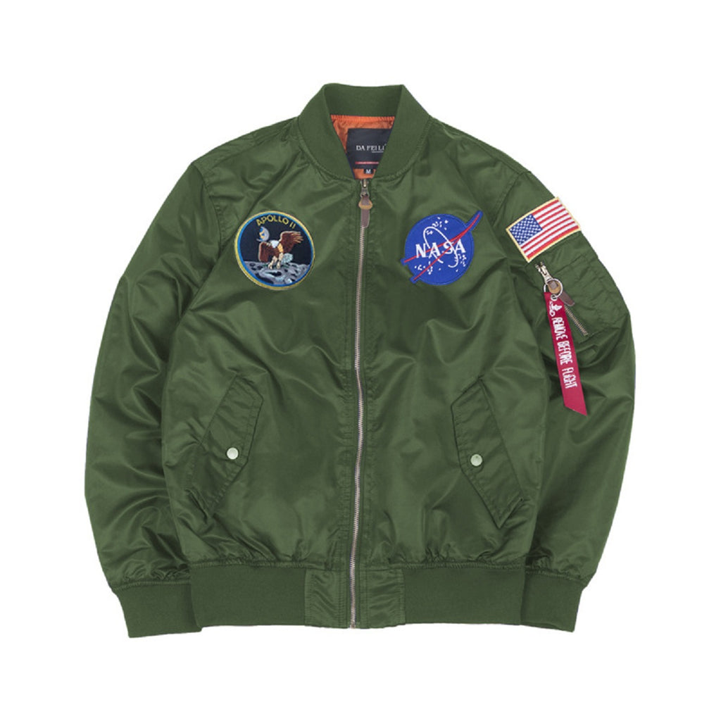 CORIRESHA Apollo NASA Jacket
