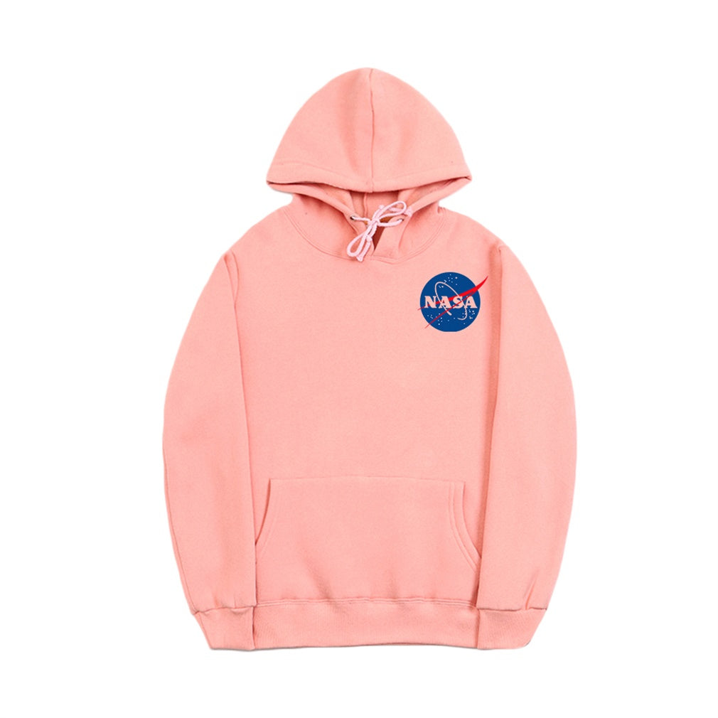 CORIRESHA NASA Bright Color Hoodie