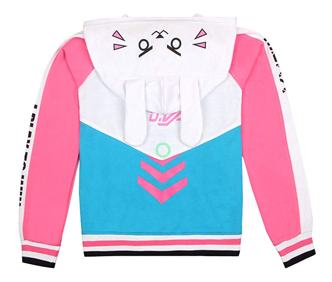 CORIRESHA Overwatch DVA Thick Jacket