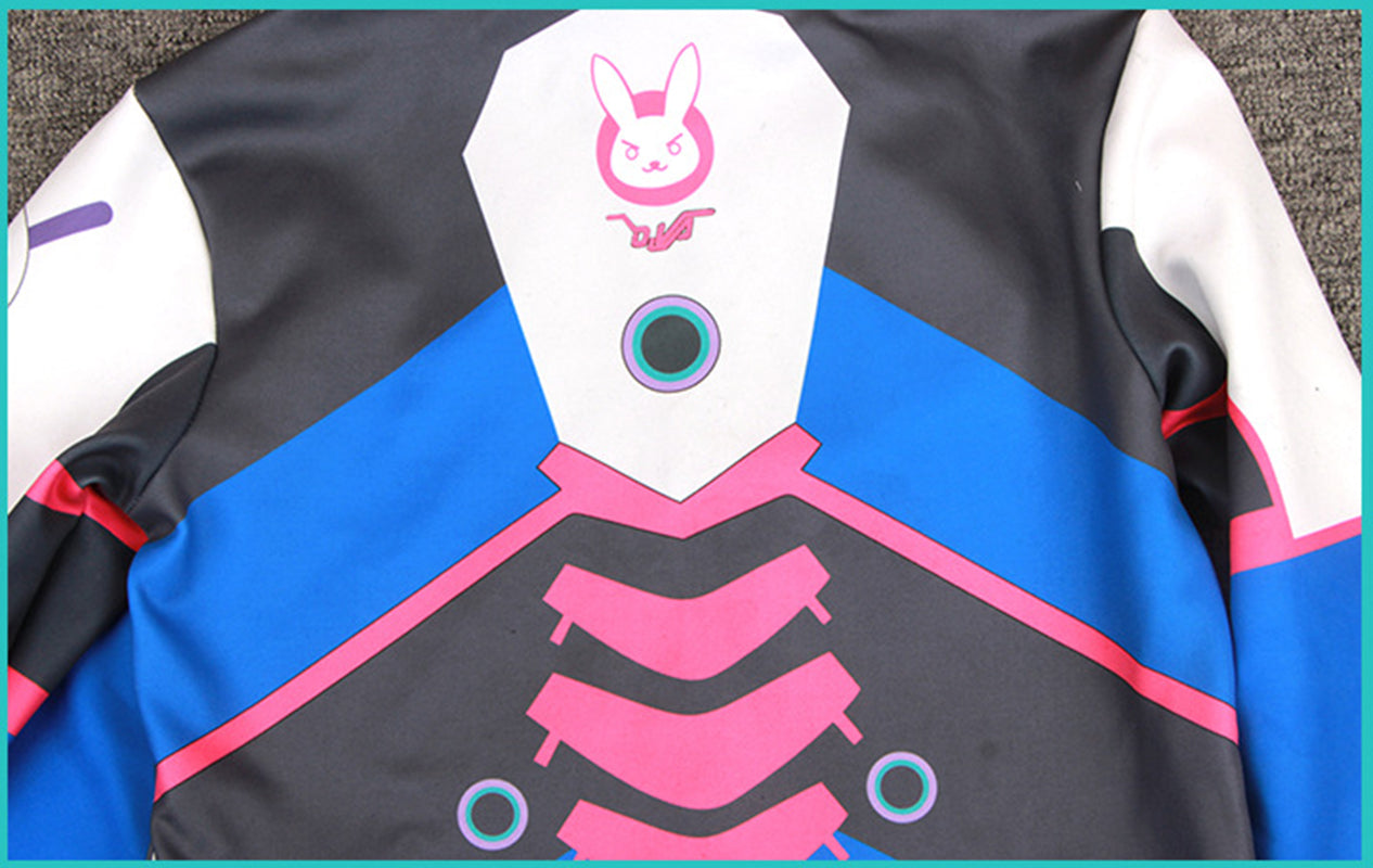 CORIRESHA Overwatch DVA Jacket
