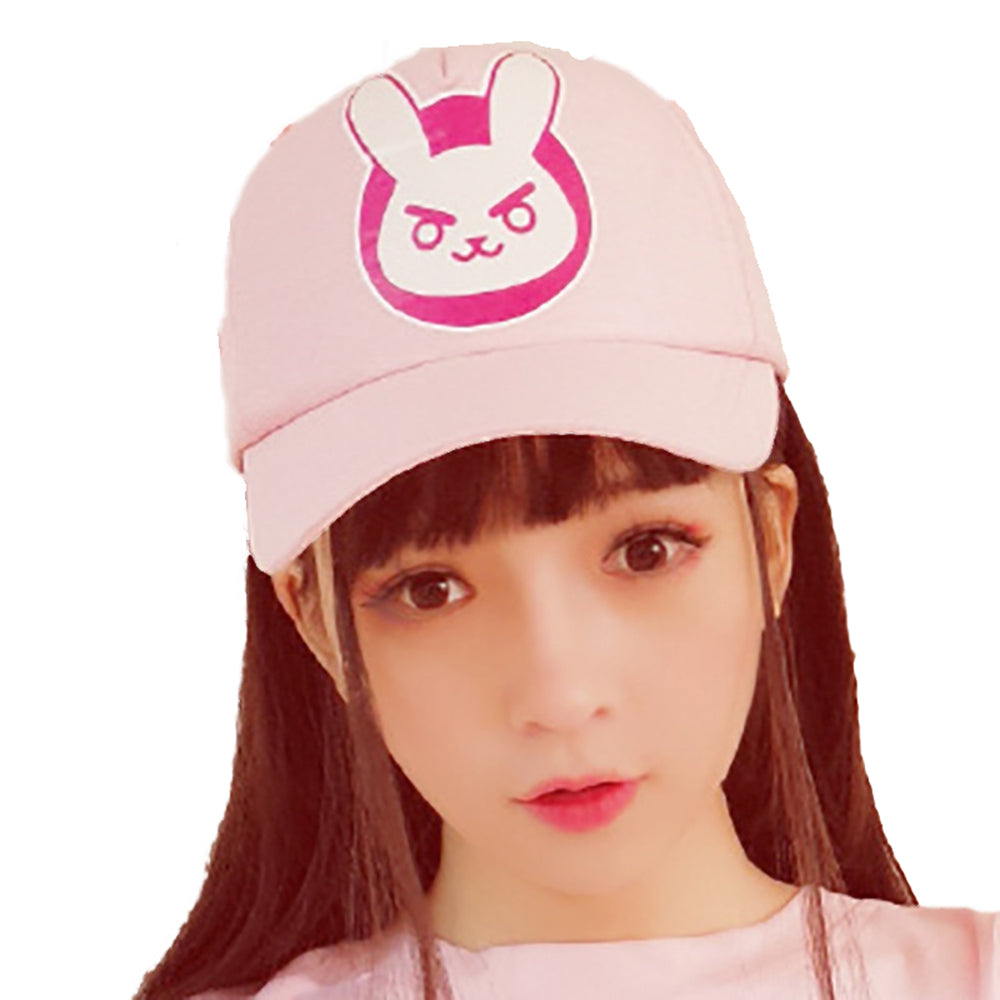 CORIRESHA Overwatch D.Va Baseball Cap