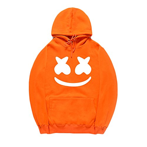 CORIRESHA Smiley Face Hoodie