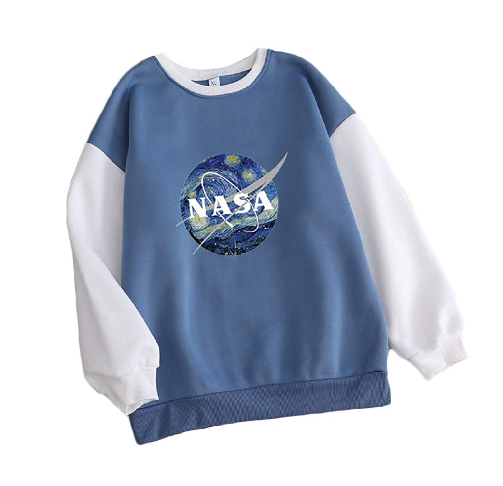 CORERISHA NASA Color Block Sweatshirt