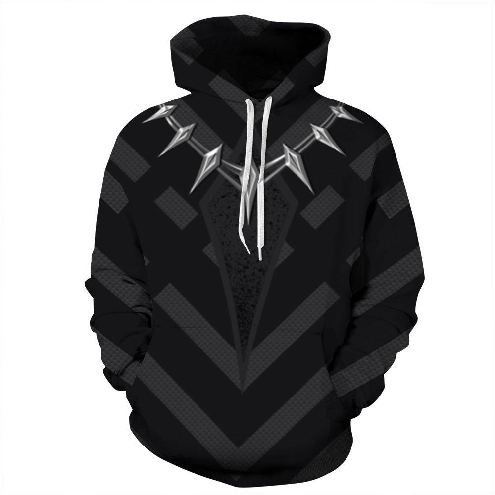 CORIRESHA Spiderman Hero Outfit Fashion Hoodie