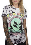 Alien Print Short Sleeve T-shirt
