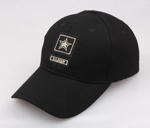 CORIRESHA US Army Embroidered Hat