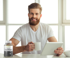 Beard Growthtonic Supplement 90 Vegetarian Capsules