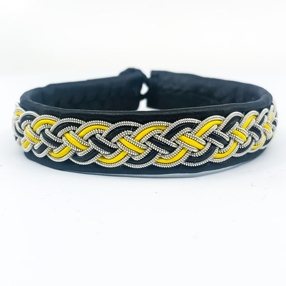 Skellefteå hockey supporterarmband tennarmband AIK färger. Webbutik arcticcollection.com