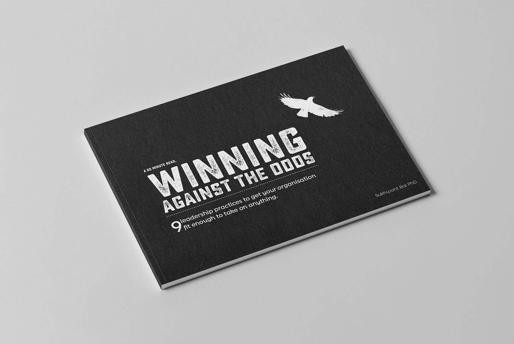 Winning Against The Odds Handbook