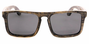 Urban Polarized Bamboo Sunglasses