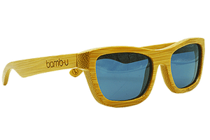 JB's by bamb-u, Bamboo Wooden Floating Sunglasses