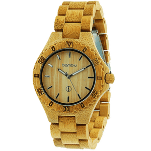 Navigator - Popular Bamboo Watch