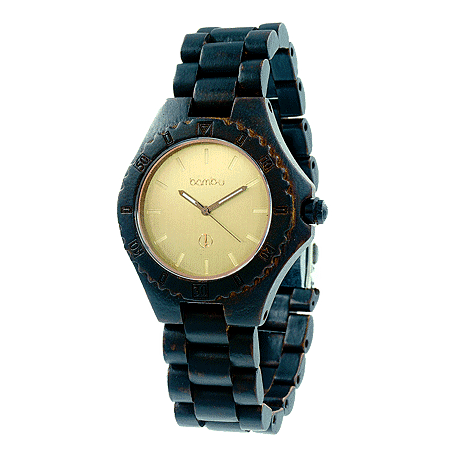 Rambler by bamb-u, unisex bamboo wooden watch