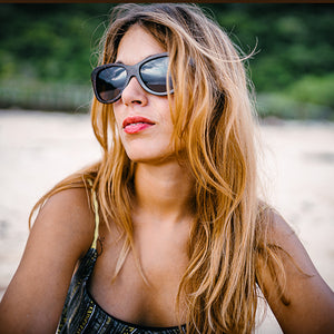 Sienna  by bamb-u, Bamboo Wooden Floating Sunglasses