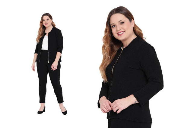 Perfect Formal Wardrobe for the Plus Size Woman