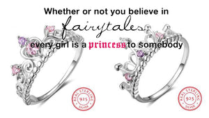 Ideal Rings for Your Princess
