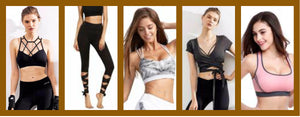2017 TOP 10 WOMEN'S BEST ACTIVEWEAR BRANDS TO KNOW