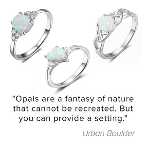 6 Reasons Why You Should Get An Opal Ring