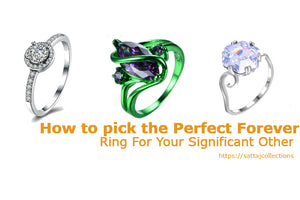 How To Pick The Perfect Forever Ring For Your Significant Other