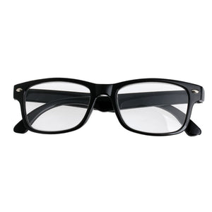 Classic Black Frame Retro Style spring Reading Glasses Readers +1.0 - 4.0