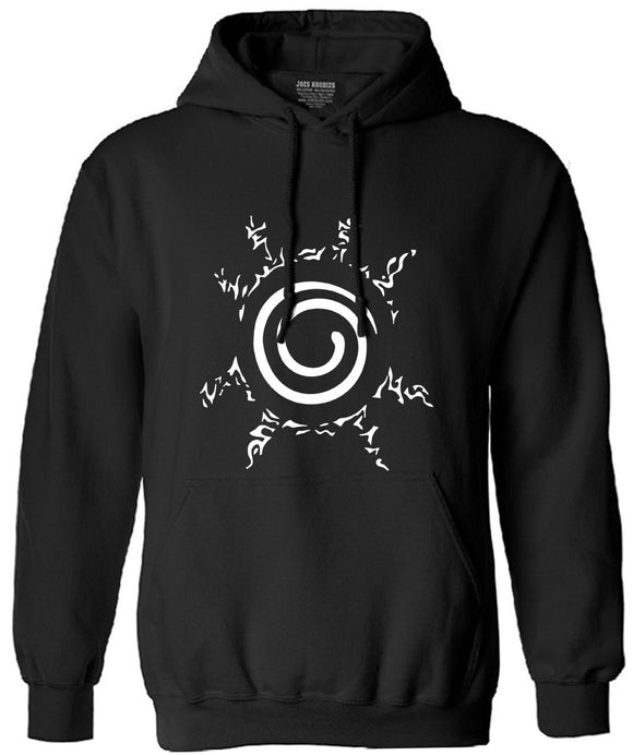 2017 autumn hot anime sweatshirt men blood youth Uzumaki Naruto Fashion brand clothing hip hop fitness men's hoodies funny