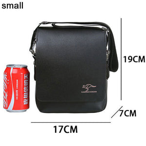 2017 New Messenger Bag Men Big Promotion Kangaroo Brand Man Bag Men's Bags Men Messenger Casual Shoulder Briefcase