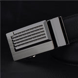Mens Designer Belts Real Genuine Leather Automatic Buckle Male Waistbands Belts Luxury