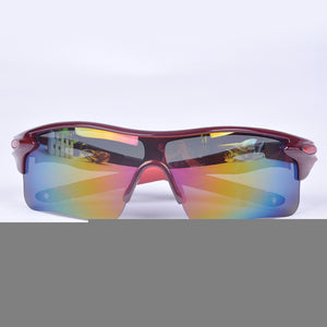 Brand New Cycling Eyewear UV400 Colorful Cycling Glasses Bike Bicycle Glasses Sunglasses Gafas Ciclismo Goggles 6 Colors