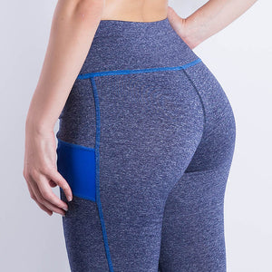 Tresdin New Sexy Women's Sexy Leggings Fitness High Waist Elastic  Super Stretch Women Leggings Workout Leggins Trousers Pants