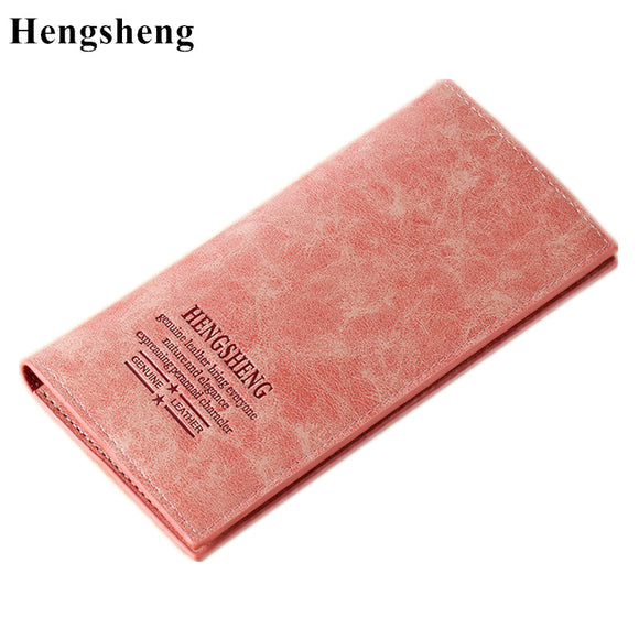 New Designer Brand Women's Purse Sale Soft Slim Leather Wallets Female Credit Card Holders Zipper Pocket Top Quality Clutch bags