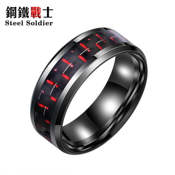 30 - Stainless steel fashion unique high quality ring