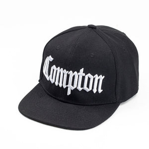 Compton Fashion Baseball Hat/Snapback