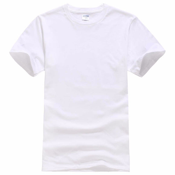 EINAUDI 2017 New Solid color T Shirt Mens Black And White 100% cotton T-shirts Summer Skateboard Tee Boy Skate Tshirt Tops
