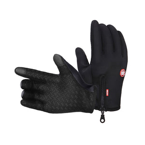 VICTGOAL Cycling Gloves Full Finger Men Women Touch Screen Bike Gloves Waterproof Outdoor Sports Motorcycle MTB Bicycle Gloves
