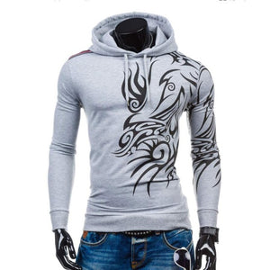 Men's Hoodies 2017 Brand Long Sleeve Sweatshirt 3D Hoodies Camo Printed Hoodie Casual Hooded Tracksuit Big Size Hip Hop Clothing