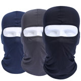 Balaclava Breathable Windproof Tactical Military Army Airsoft Paintball Helmet Liner Hats UV Block Protection Full Face Mask