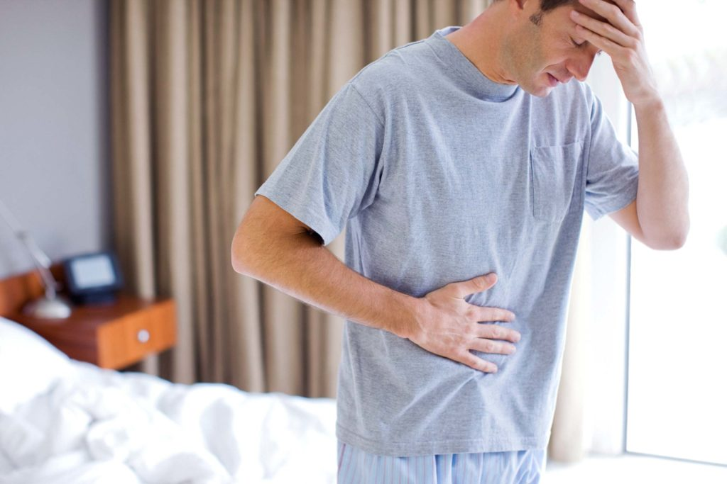 Stomach pain and the truth about acid reflux