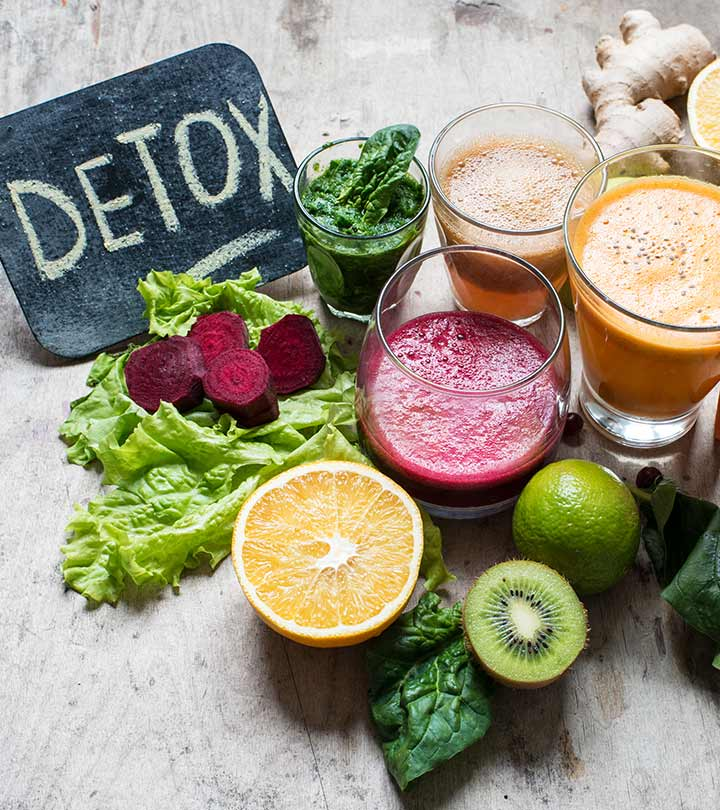 Detox Diet – top 3 most cleansing superfoods