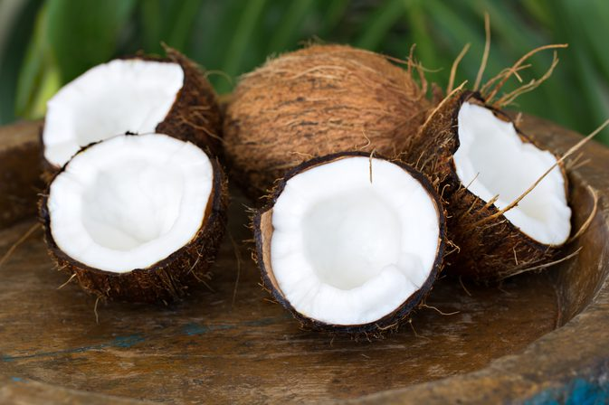 The countless health benefits of coconuts