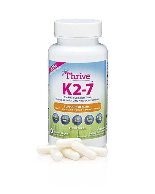 Why Vitamin K2-7 May Be The Next Super Nutrient?