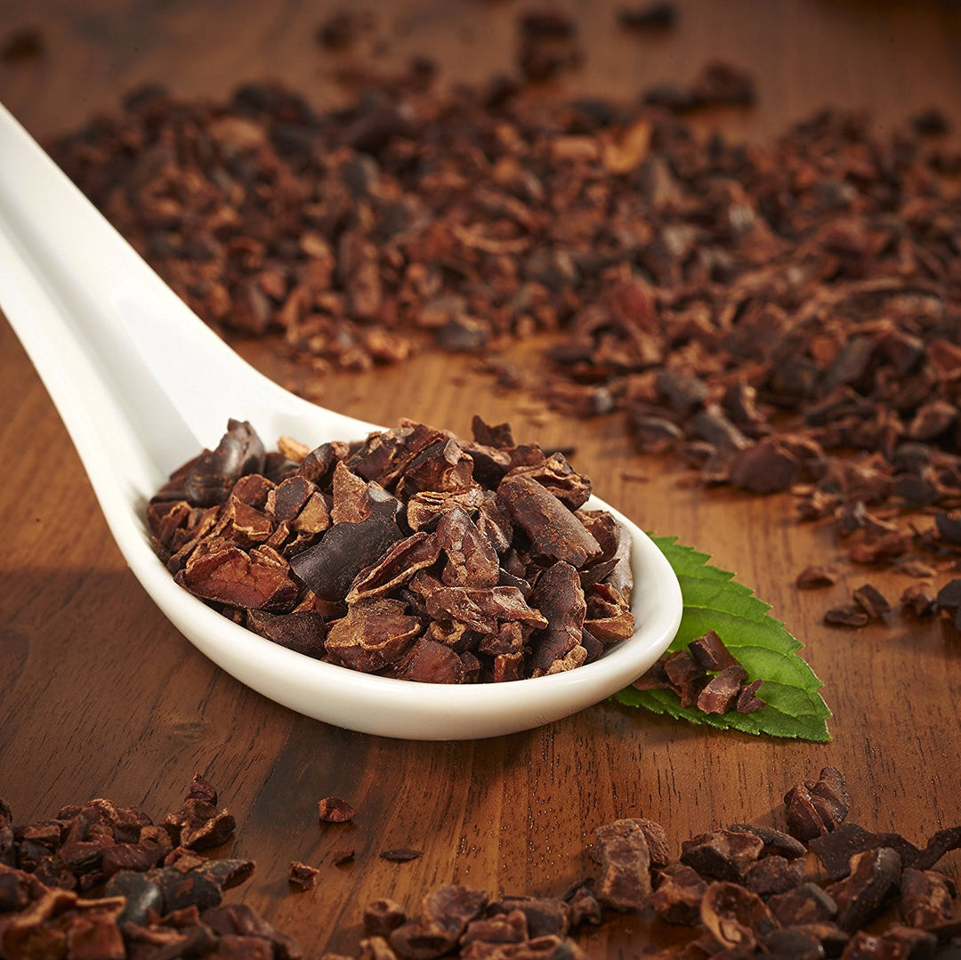 Raw Cacao Nibs For A Healthy Heart