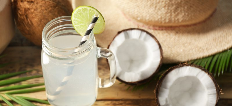 Coconut water – the supreme sports drink from Mother Nature - by The Superfood Blog