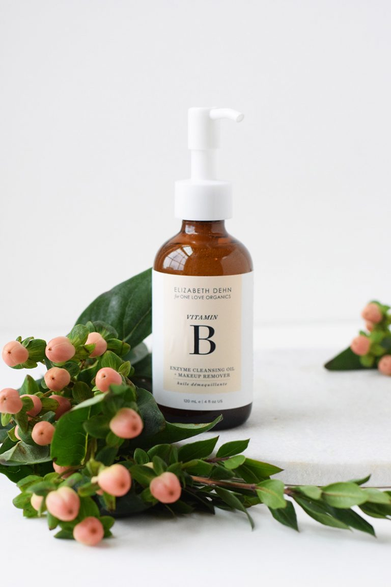 How to: Vitamin B Cleansing Oil + Makeup Remover