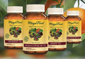 Best Supplements- MegaFood - by The Organic Bunny